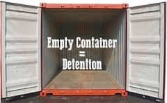 "Container Detention Claims ""Unrealistic"""